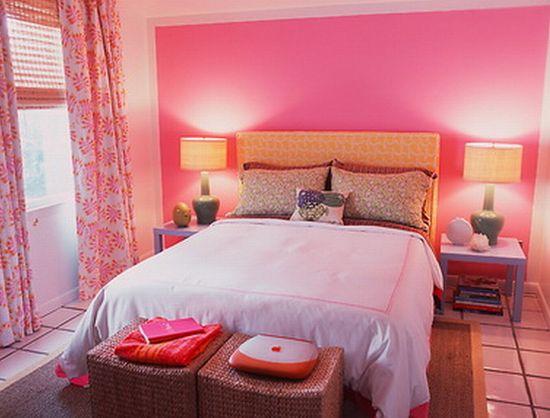 pink bed design1