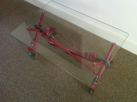 pipe wrench coffee table 6
