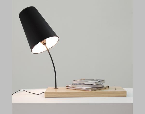 placa lamp