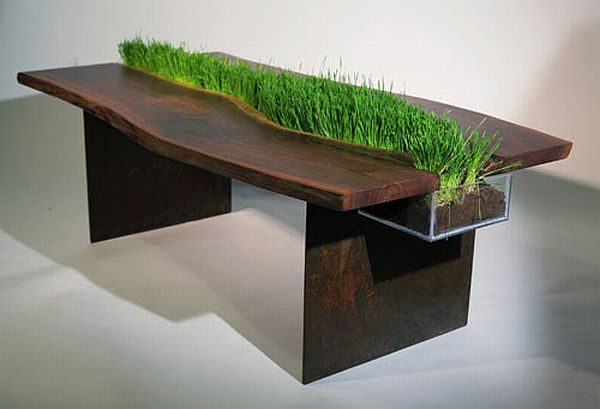 Planter Table