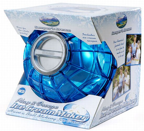 play freeze ice cream maker ball blue 3 rf44C 58