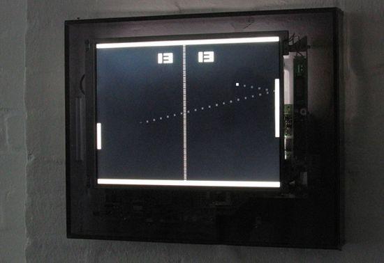 pong clock 2