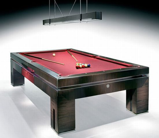 How to make pool table for your home hometone for How to build a billiard table