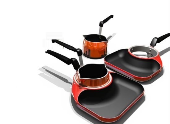 pot and pan set