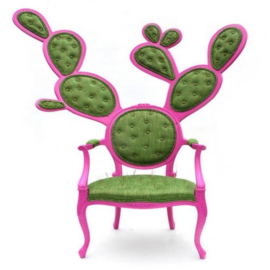Prickly Pair chairs