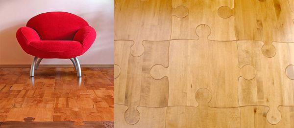 Puzzle Wood Flooring