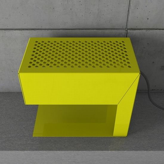 qbik lamp using dzstudio 1