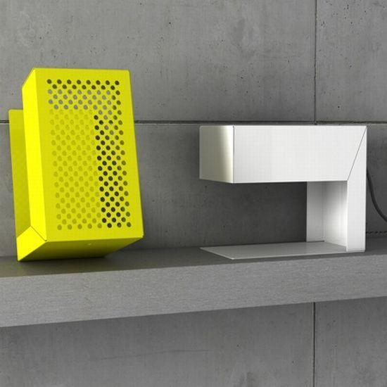 qbik lamp using dzstudio 3