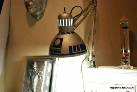 r2d2 lamp