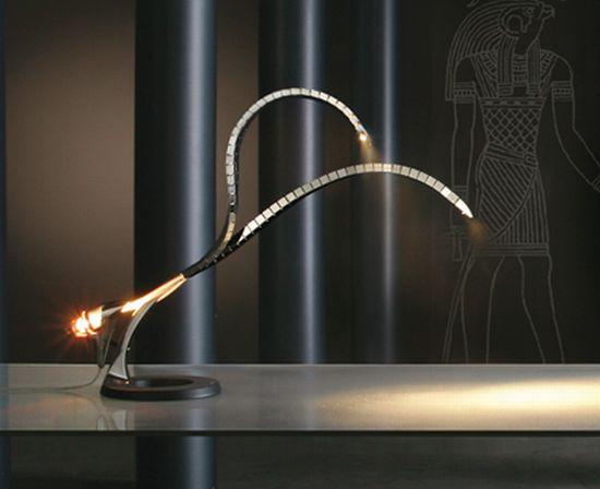 Innovative Lamps For Girls Bassledmodulitedicounttablelampscoollampsjpg.  Unique Cool Led Desk ...