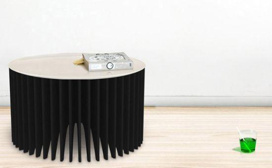 radiator table 1