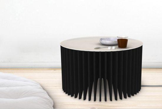 radiator table