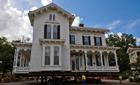 Moving Houses: Living On Wheels! - Hometone - Home Automation And