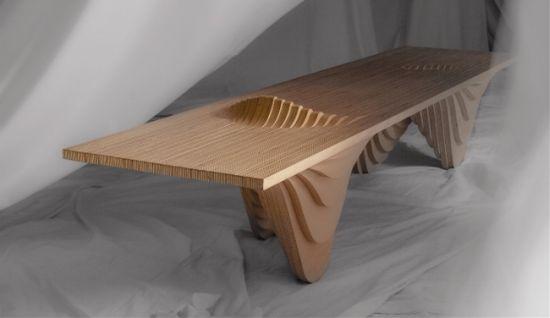 range of mountains bench