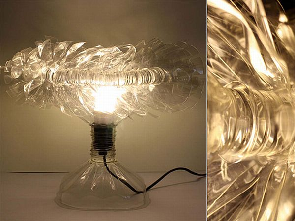 Recycled Plastic PET Bottle Lights