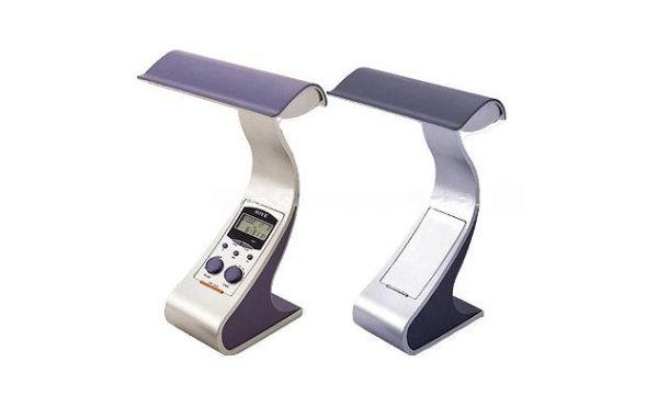 Remote control touch desk lamp