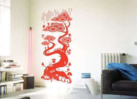 removable wall sticker 3