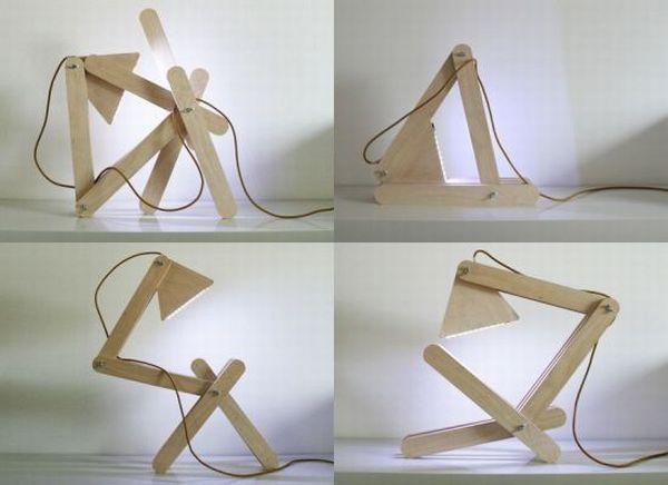 Residue Desk Lamp