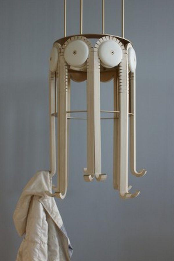 Respond Coat Rack by Nicole Schindelholz