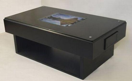 retro tech coffee table