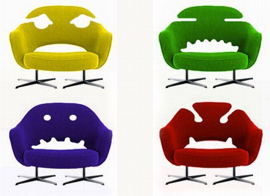 retro vintage modern chair hacks