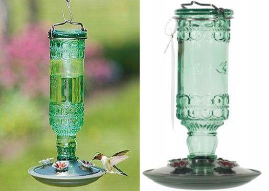 reuse of glass bottle 6