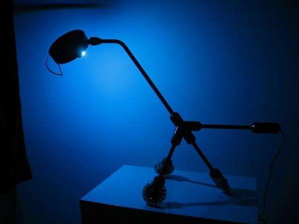 RGB changing LED Lamp