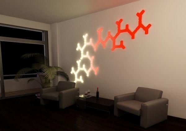 RGB LEDs Moodlighting system