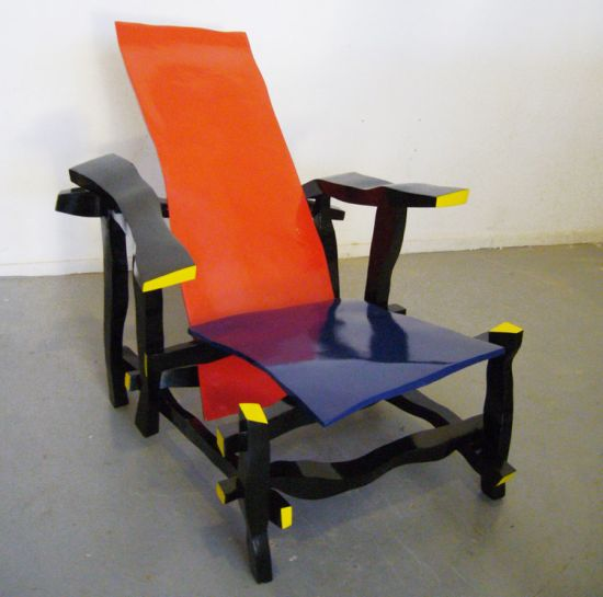 rietveld chair lefthanded3