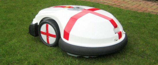 robotic lawn mower 5965