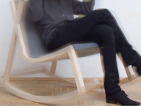 rocking chair rochus jacob  green life  1