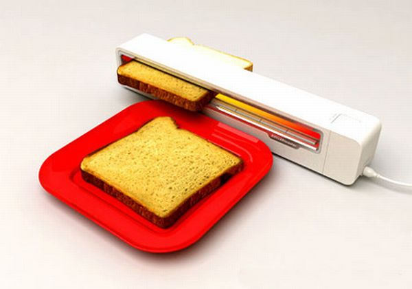 Seven trendy toaster designs to enjoy a crispy breakfast