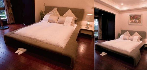 Rosedale Guest bedroom