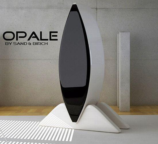 sand birch opale wine cooler