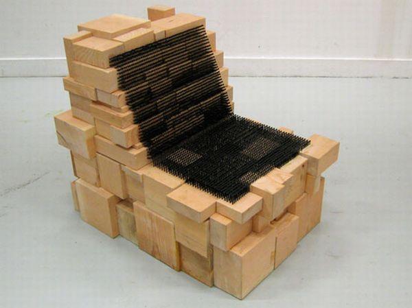 Screw chair