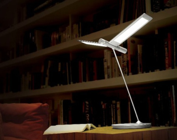 Seagull Light by QisDesign