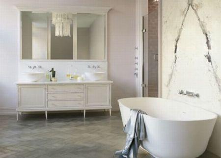 shagreen bathroom