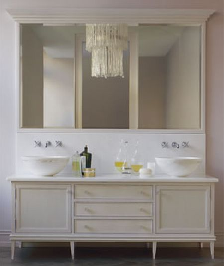 shagreen vanity cabinets