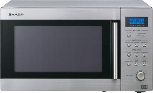 Sharp R27STMA Compact Microwave Oven