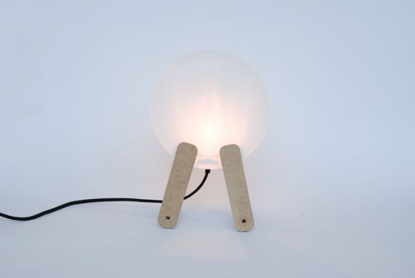 Sheet Table Lamp