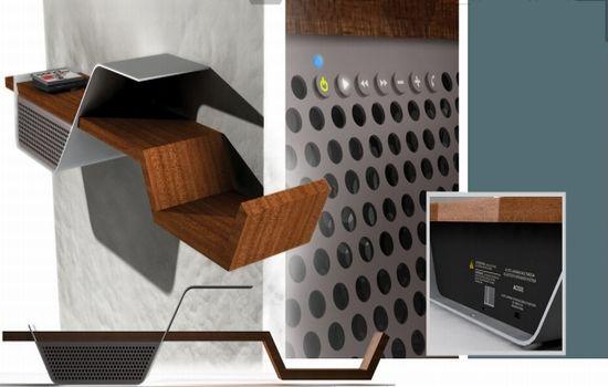 shelf speaker 1