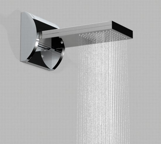 shower head flow