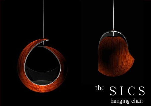 Sics hanging chair