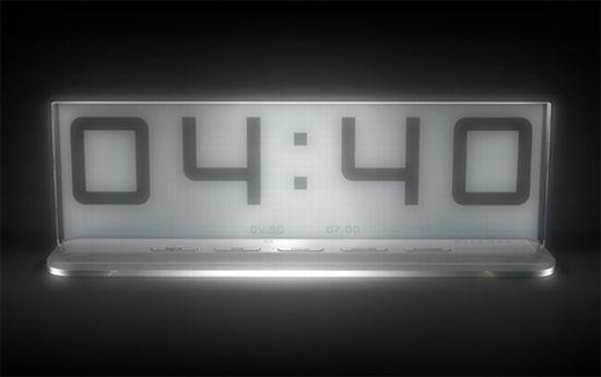 silence clock