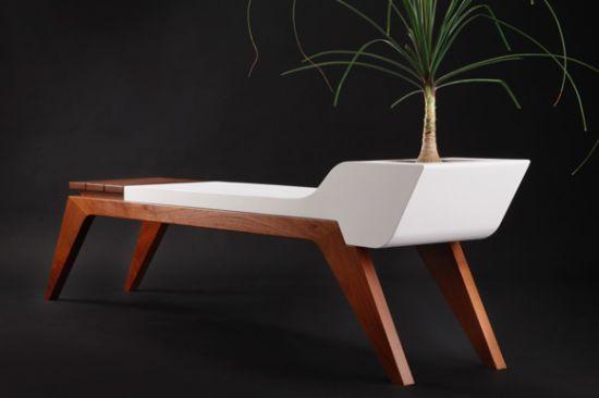 silent evolution bench1