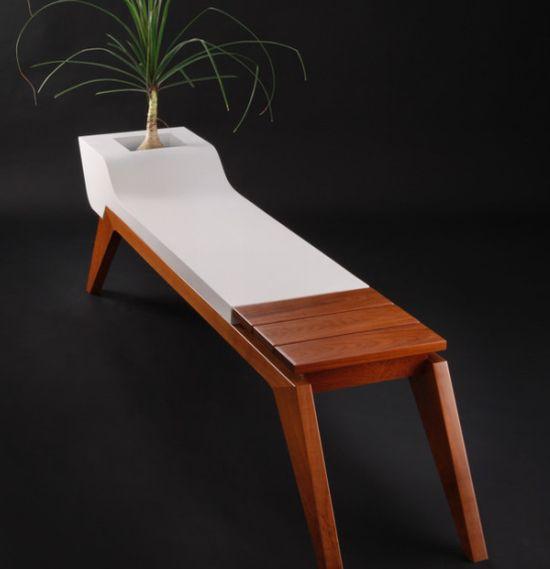 silent evolution bench