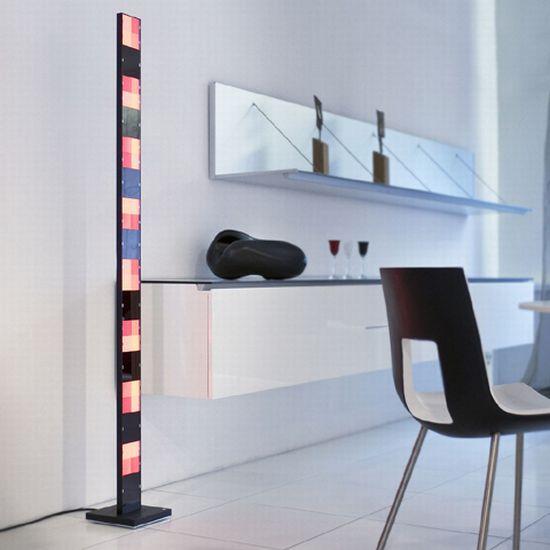 simple floor lamp interior lighting