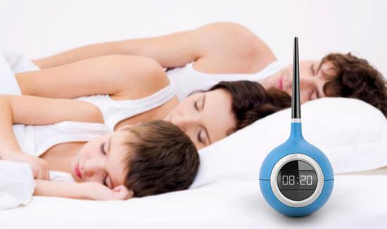 sleepy snooze mode alarm clock 3