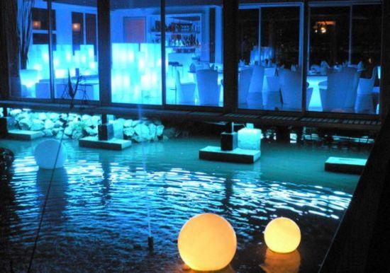 slide swimming pool lights8