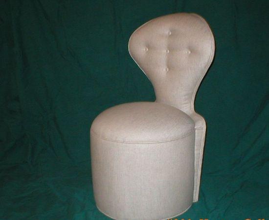 slipper chair alexandra